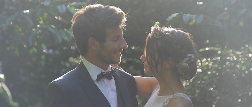 Videaste de mariage Loire Atlantique