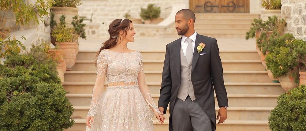 cote d'azur wedding videographer