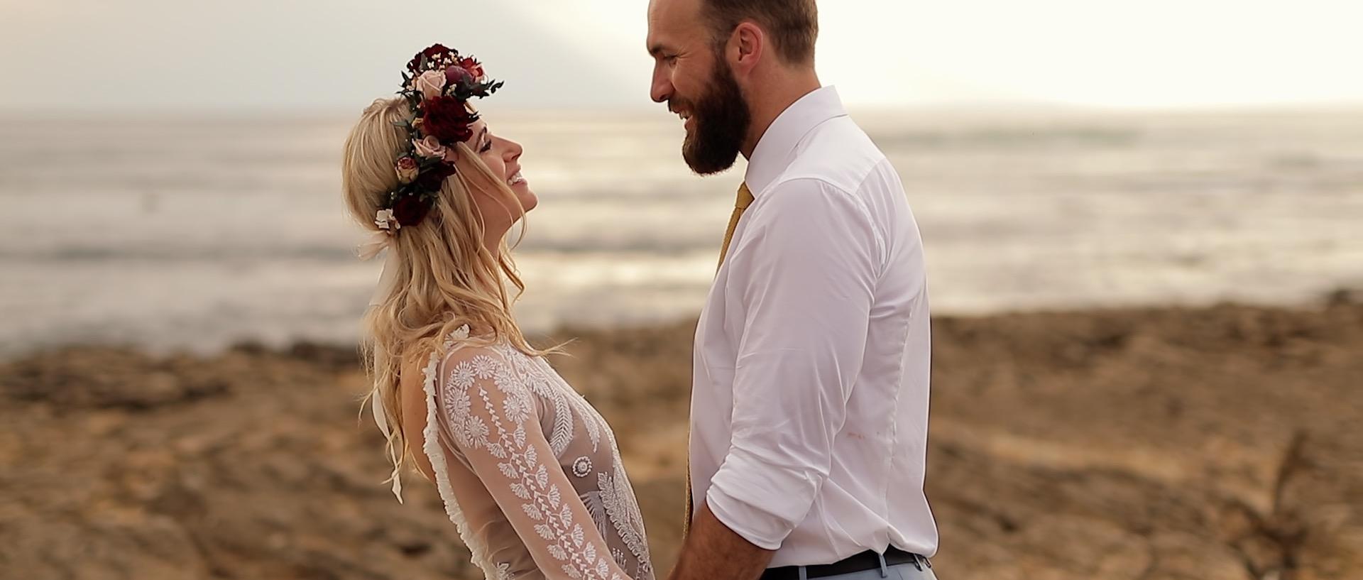Biarritz wedding videographer