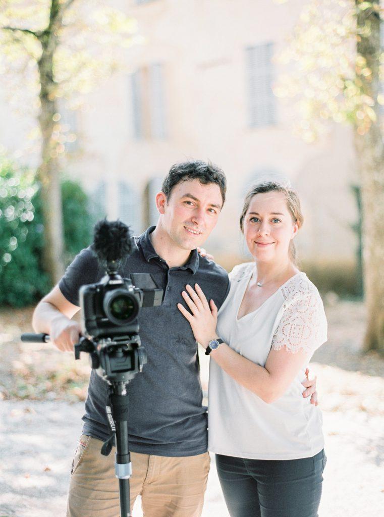 Wedding Videographer France French Wedding Videography