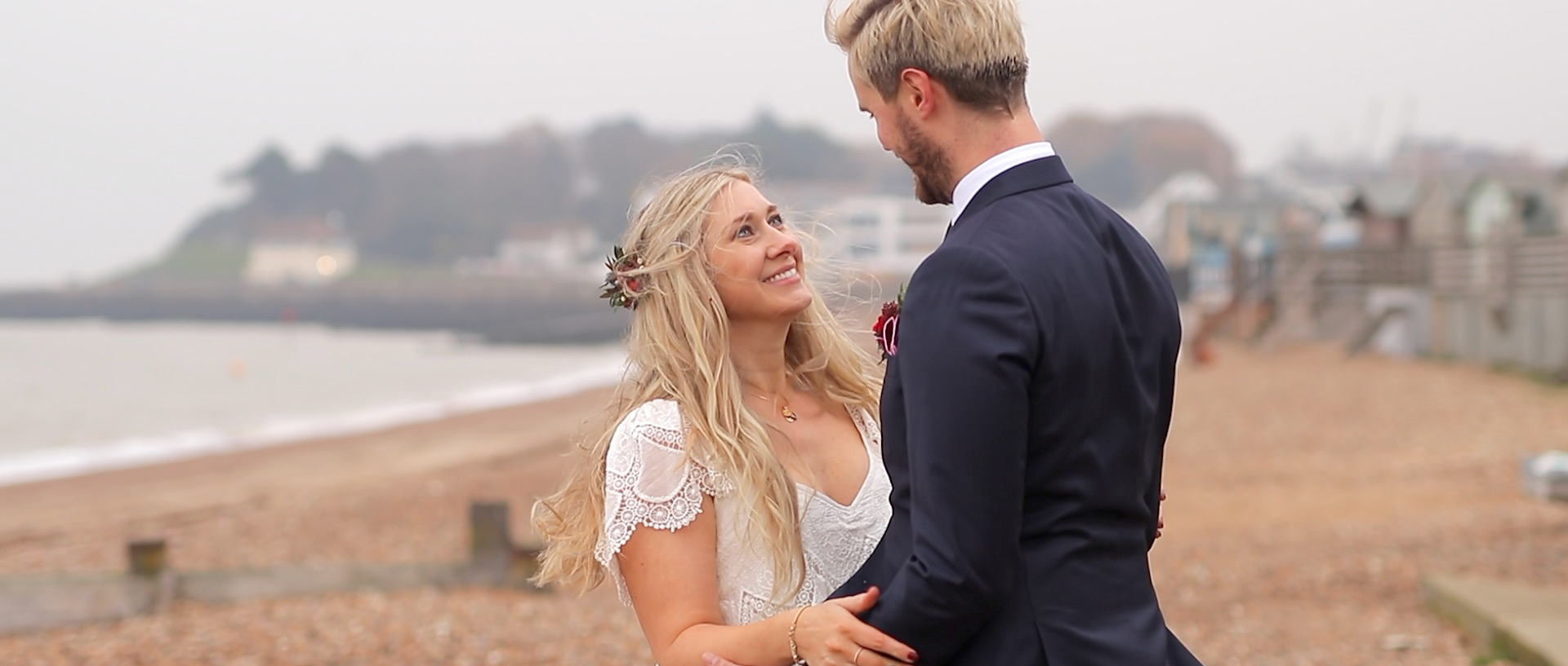 Whitstable wedding videographer